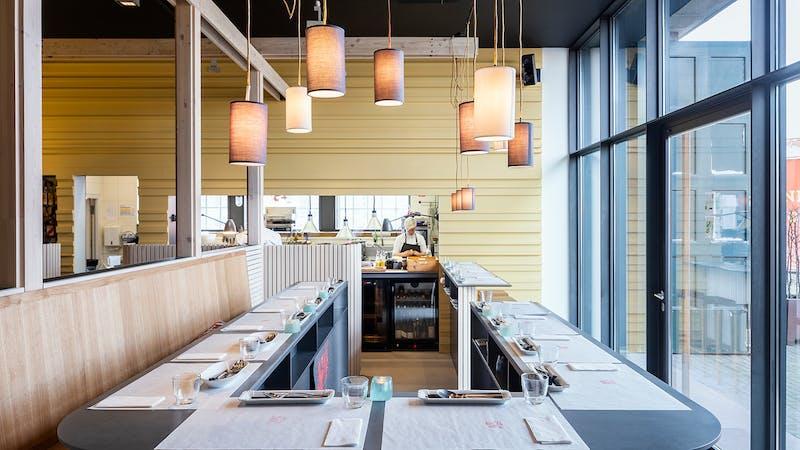 Beste Restaurants Hamburg Der erdbeerfressende Drache