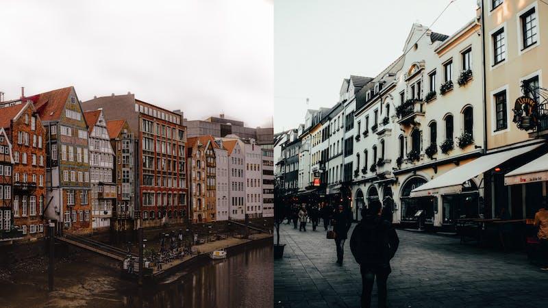 Düsseldorf Hamburg