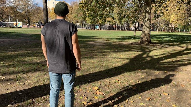 Herbst, Park