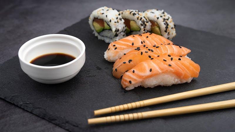 Sushi, Restaurant, Asiatisch, Japan