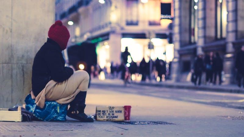 Markthalle Winternotprogramm Obdachlosenhilfe