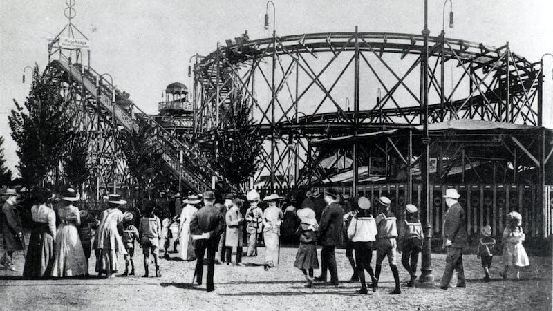 Hamburger DOM historisch
