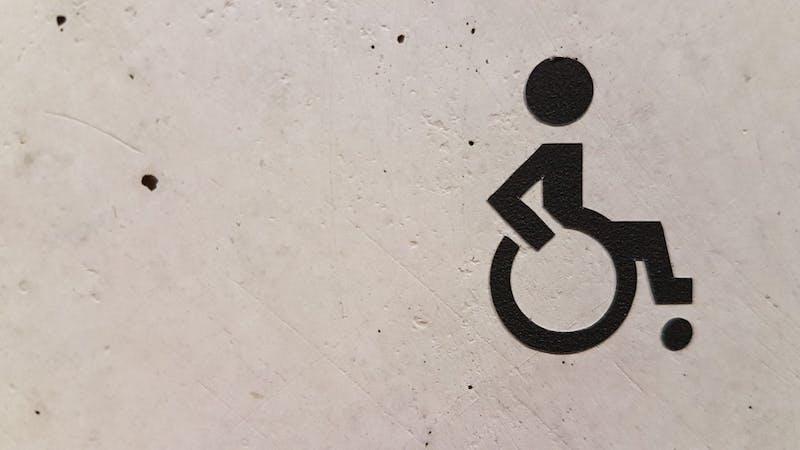 Rollstuhlfahrer, Barrierefreiheit