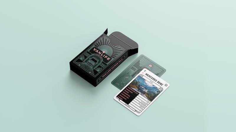 Vanlife Cards Kartenspiel