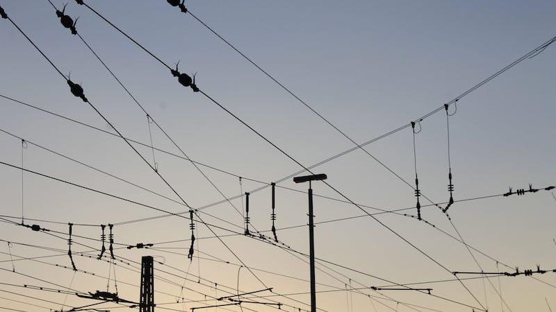 Bahnnetz