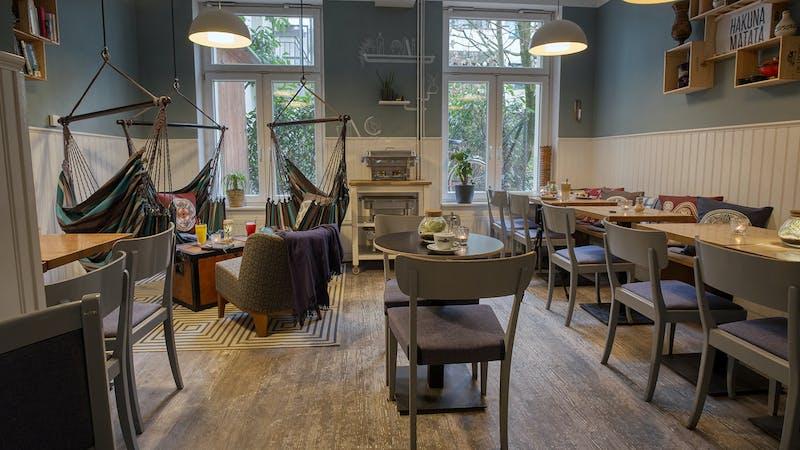 Café Missingsch Innenraum
