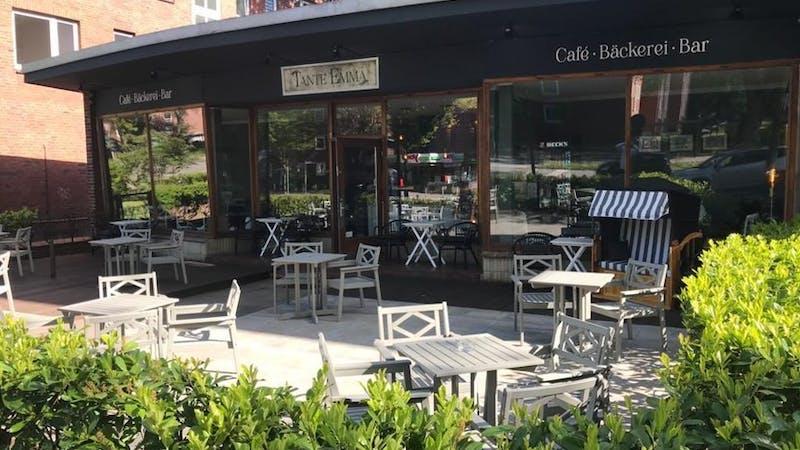 Café Tante Emma in Horn