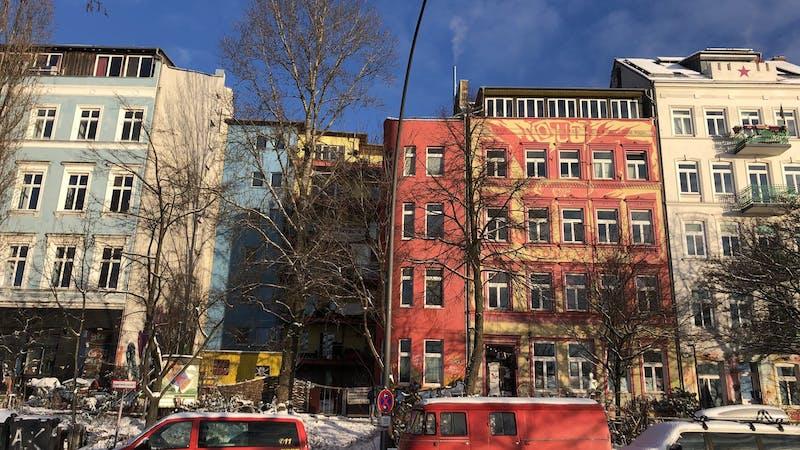 St. Pauli Hafenstraße
