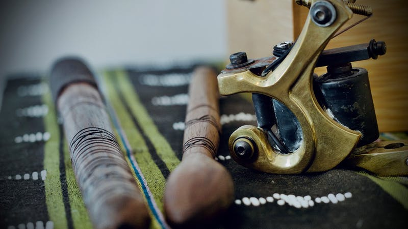 Stäbe für Hand Tapping und Maschine