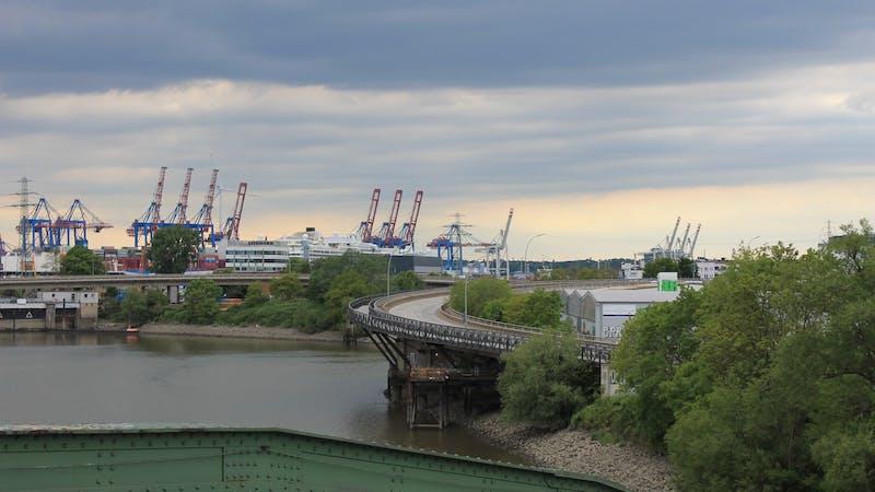 Klütjenfelder Hafen