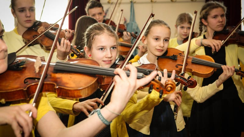 Haspa Instrumentenfonds unterstützt Hamburgs Musiknachwuchs