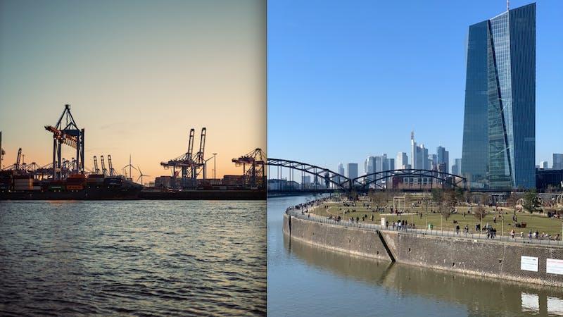 Frankfurt / Hamburg