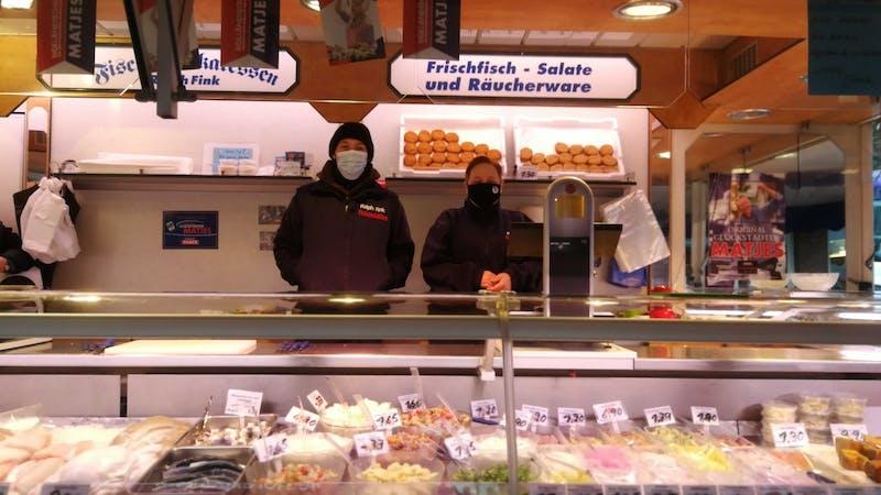 Fisch Wochenmarkt Niendorf