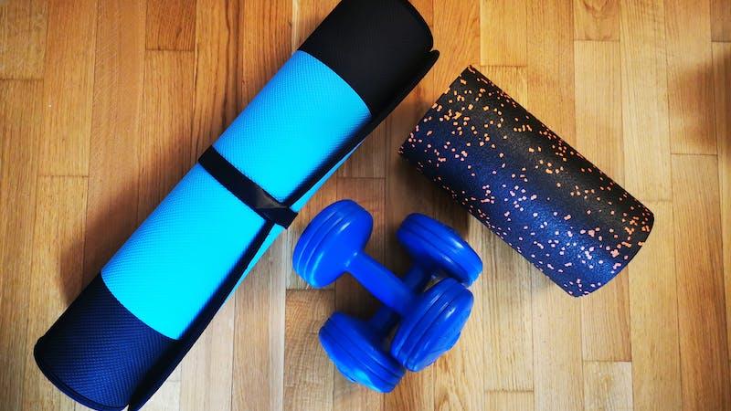 Sportequipment für zu Hause