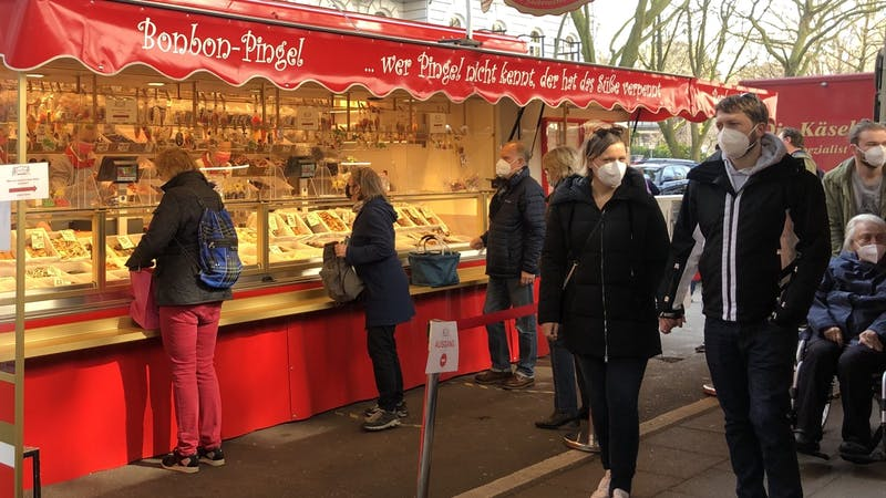 Isemarkt Bonbon-Pingel