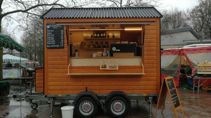 Kaffeewagen Niendorf Markt