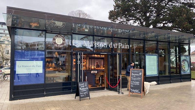 La Maison du Pain von außen