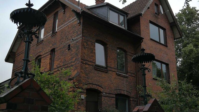 Haus in der Mannesallee in Wilhelmsburg