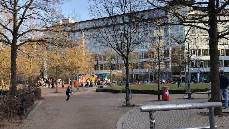 Kemal-Altun-Platz in Ottensen