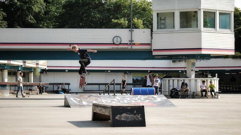 Skateparks in Hamburg