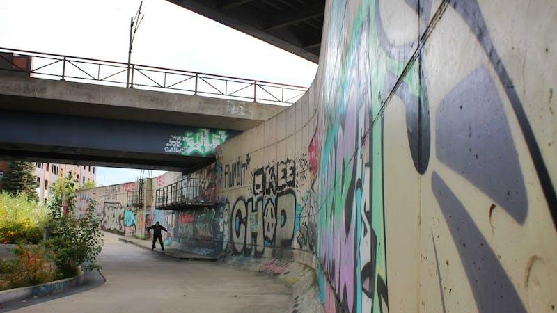 Skate Spot Rothenburgsort
