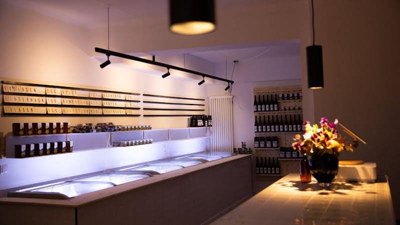 Verkaufsraum Speisekammer in Uhlenhorst
