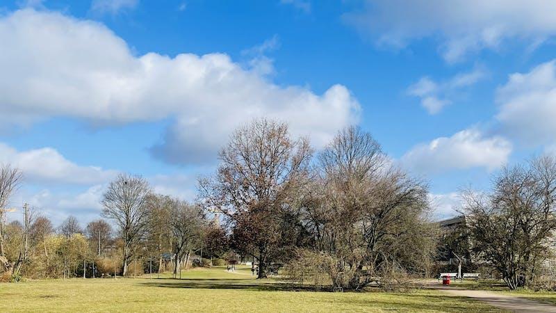 Stadtpark Eimsbüttel