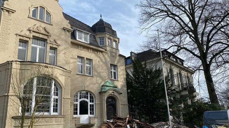 Villa in der Heilwigstraße