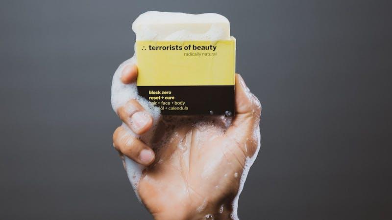 terrorist of beauty