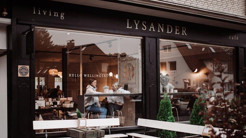 Lysander von außen