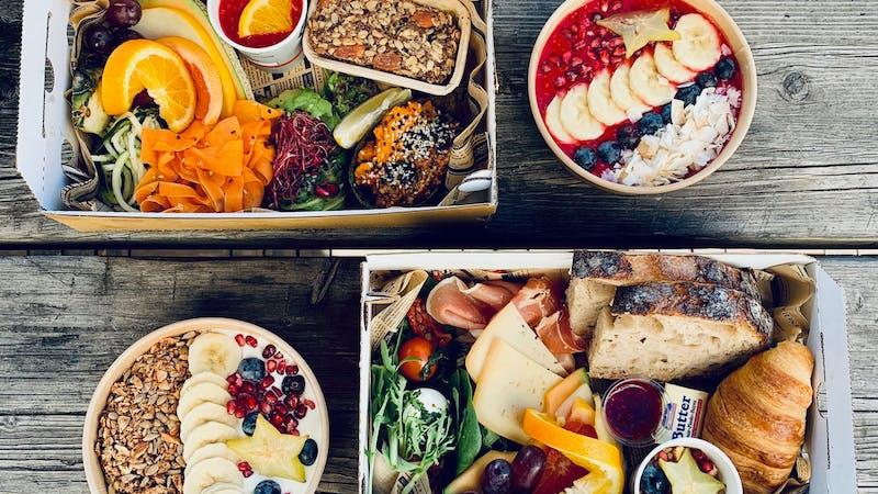 Frühstücksboxen von Moki's Goodies