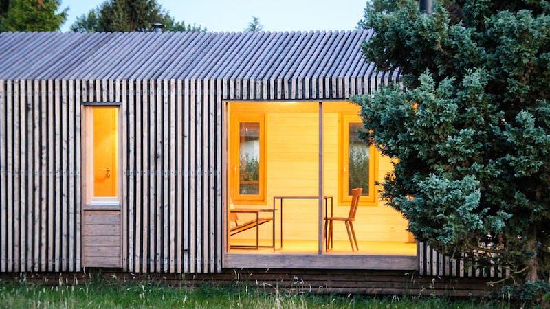 Tiny House elborado