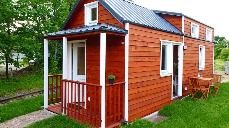 Tiny House Prommesberger in Hollenbek