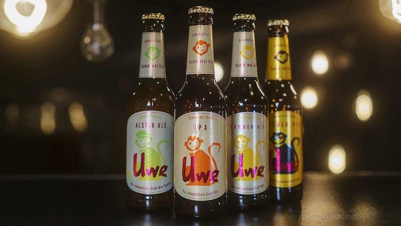 Uwe alkoholfreies Craft Beer