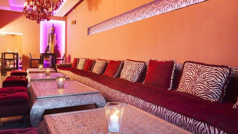 Lounge, Orientalisch, Cocktail