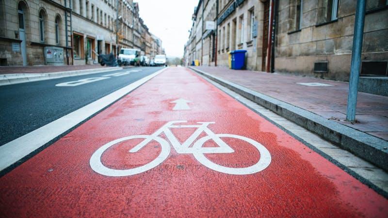 Fahrradstraße Hamburg
