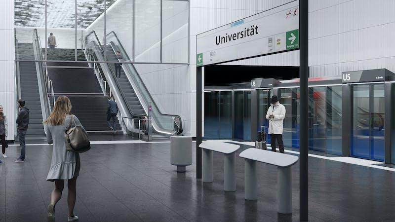 U5 Universität