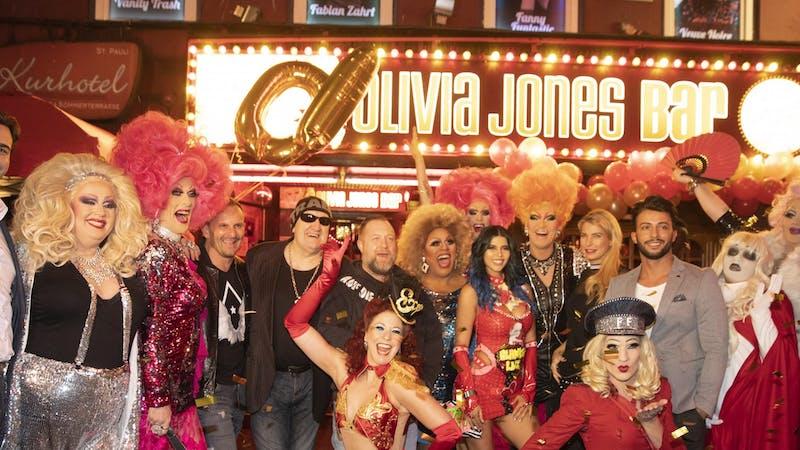 Olivia Jones Bar, Große Freiheit, St. Pauli, Kiez,