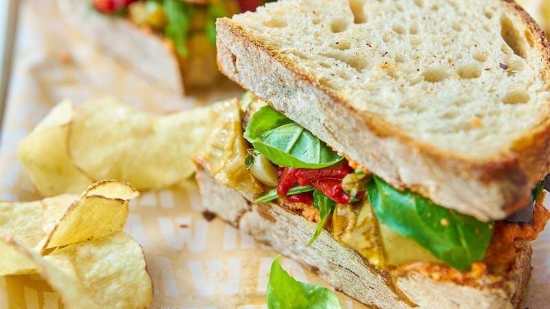 Willi's Hamburg Sandwich Altona