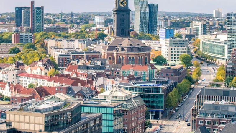 Parken in Hamburg