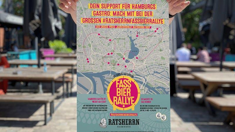 Ratsherrn Fassbier Rallye