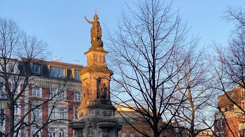 Hansaplatz St Georg