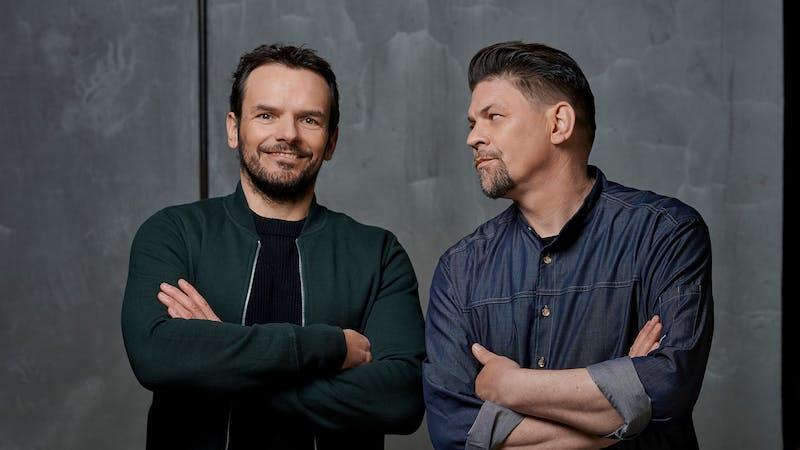 Steffen Henssler und Tim Mälzer