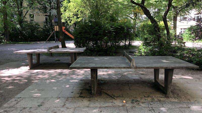 Tischtennisplatte Hamburg