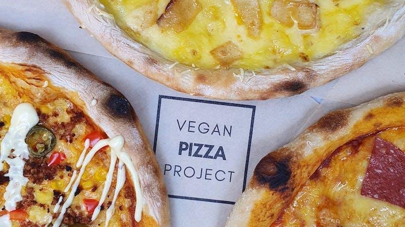 Vegan Pizza Project
