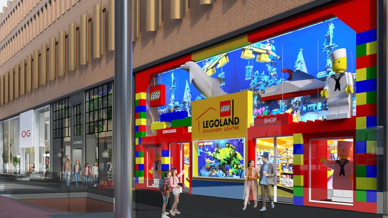 Legoland Überseequartier HafenCity