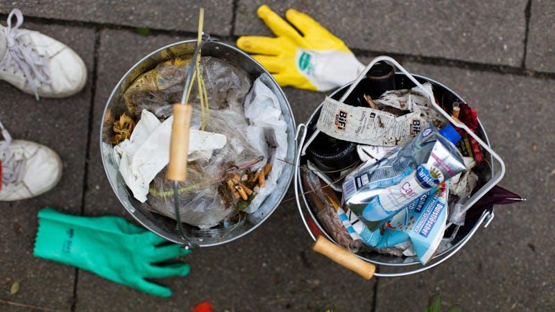 Clean-up Hamburg: oclean