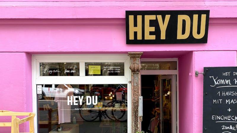 HEY DU Store Hamburg