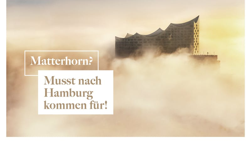 Hamburger Originale Elphi Matterhorn