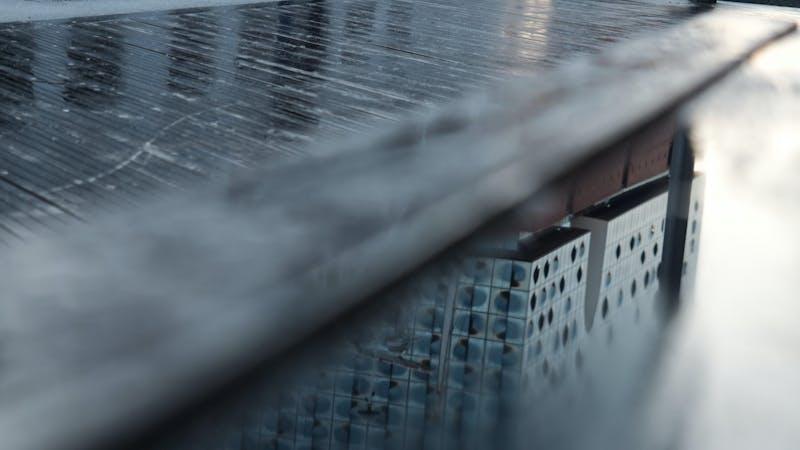 Elbphilharmonie im Regen